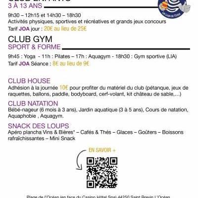 Club lesLoups de l'Océan